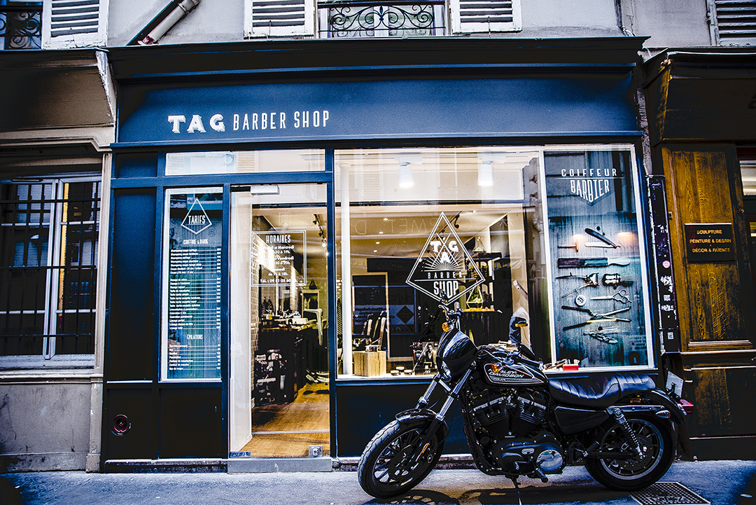 Photo de TAG BARBER SHOP.